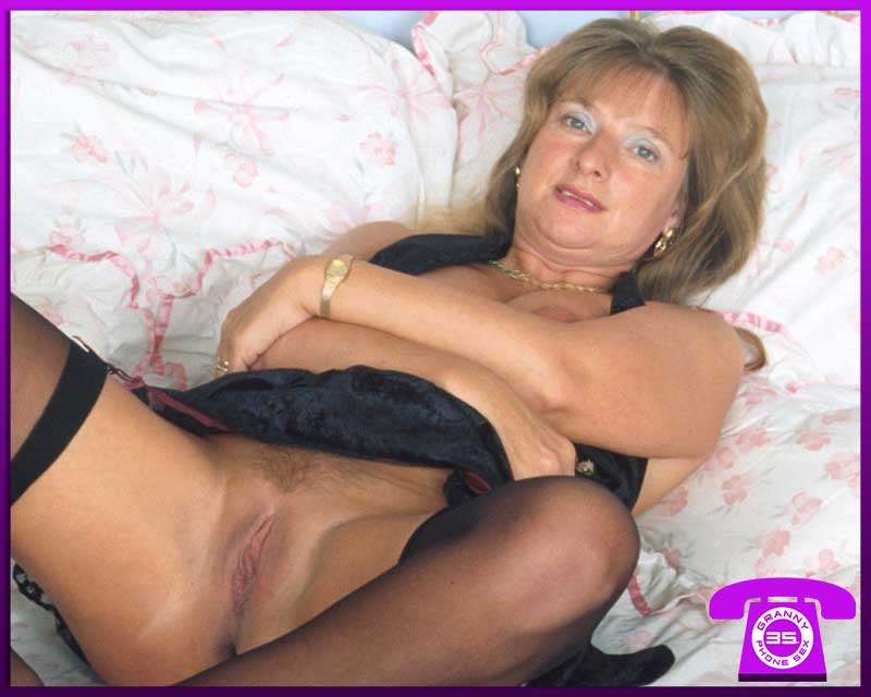 Chavvy Grans for Phone Sex
