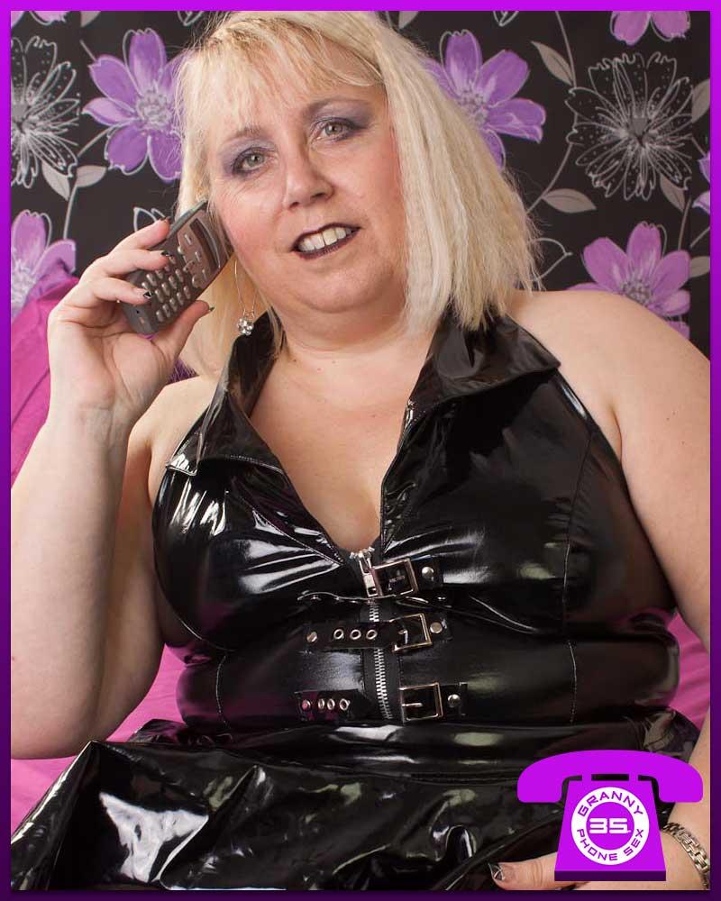 Cock Control Granny Phone Sex