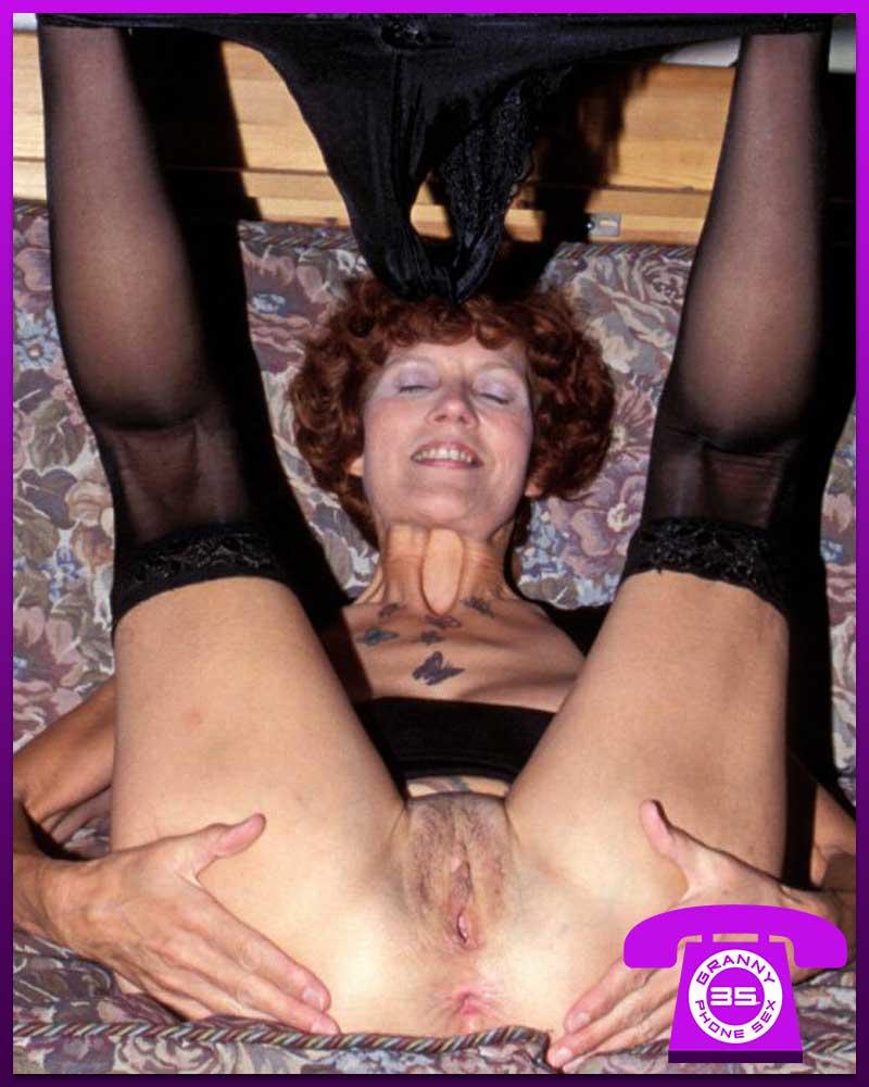 Step-Granny Telephone Sex